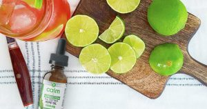 Watermelon Lime CBD Spritzer
